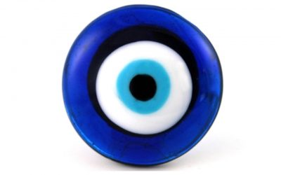 The evil eye history and meaning to our Greek culture.