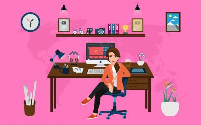 Working from Home – Work Life Balance
